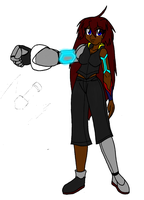 Sahna: colored ref by jrc1120