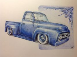 Ford f100 by G-REDNEK