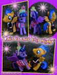 This is our big night by HeyLookASign