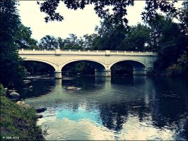 Bridge over Brandywine Creek. (Delaware) by JDM4CHRIST