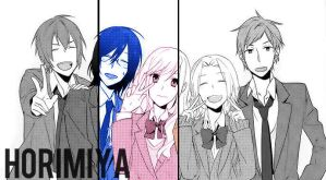 Their true colors (Horimiya) by koreananimelover