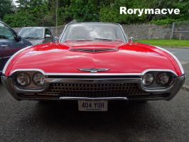 1962 Ford Thunderbird by The-Transport-Guild