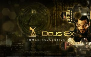 DeusEX : Human Revolution by shinobireverse