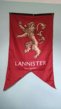 Hear Me Roar-House Lannister by LePostmodernPoet