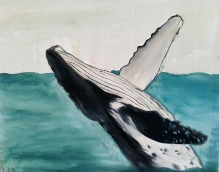 Humpback Whale by Lozjoy