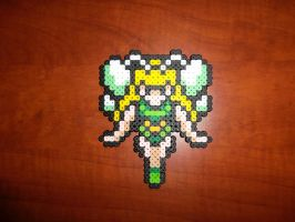 Perler Bead Fairy by EP-380