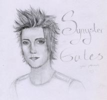 Synyster Gates by sharmz