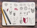 Laura's sketches : logo1 by Remietc