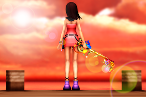 MMD KH ~ For Those Who Wait ~ Kairi by XxChocolatexHeartsxX