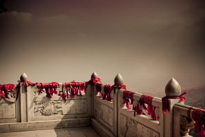 Qingcheng Mountain by clalepa