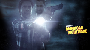 Alan Wake Wallpaper by badtrane
