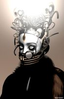 Madame Wired by githos