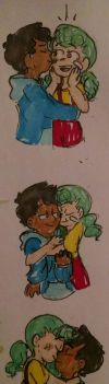 camp camp OTP by snafucomic