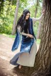 Thranduil's wife 2 by Ainaven