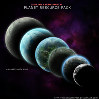 xXKonanandpain Planet Resource by xXKonanandPain