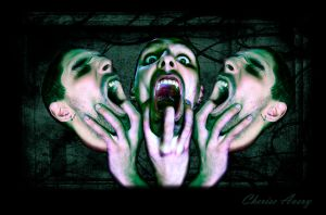 Silent Scream by ACDCpincushion