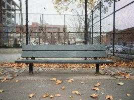 Bench by sirvan113