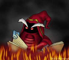 The Oracle: Self-Censorship by Negaduck9