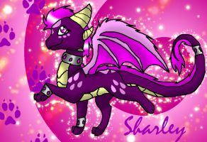 Sharley GiftArt by Sahirathedragoness
