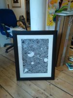 Art Auction Framed by intergrated-squish
