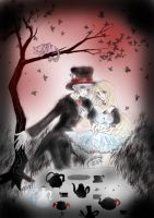 Alice in Wonderland by loveless-angel