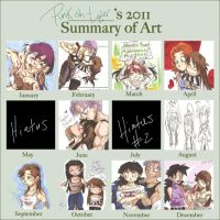 Art Summary: 2011 by Swamnanthas