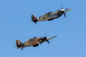 The Battle of Britain Memorial Flight by Daniel-Wales-Images