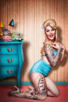 Pin Up Sensation II by falt-photo