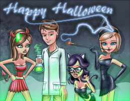 Happy Halloween 2015 by Ashleykat