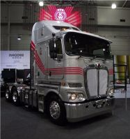 Kenworth K-200 Prime Mover by RedtailFox