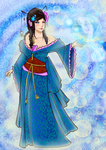 Kailani: Spirit Guide by doll-fin-chick