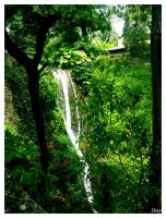Waterfall by Fashionista07