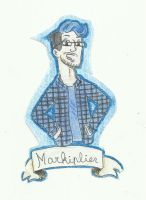 Blue Markiplier by lets-draw-bitch