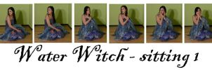 Water Witch sitting1 by syccas-stock