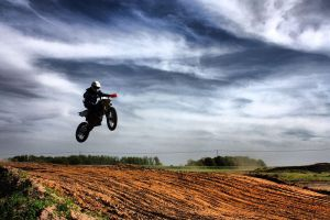 motocross by mefista
