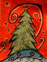 deviant art holiday card by TimTindall