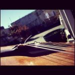 My guitar II by melodycullen