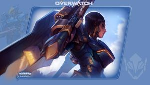Overwatch #5: Pharah by Holyknight3000