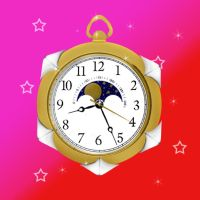 PGSM Usagi's Moon Phases Watch by TennyCap