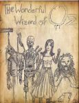 The Wonderful Wizard of Oz by Snippy-Snap