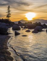 Sand Harbor140415-7 by MartinGollery