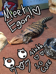 Meet Egon! by Spychedelic