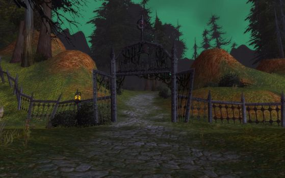 Undead Doors by wolforce