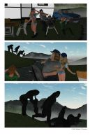 Camping Surprise by Tramp-Graphics