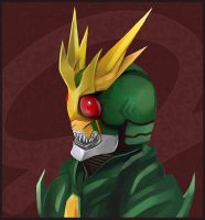 Kamen Rider - Another Agito by Ethird