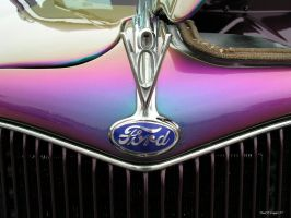 Multi Hue V8 Ford  Wallpaper by colts4us