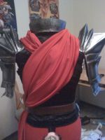 Warrior Hawke Armor: WIP 10 by Master-of-Unlocking