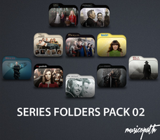 Series Folders Pack-02 by musicopath