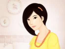 Smle Girl by melimey