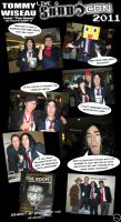 ShadoCon2011: Tommy Wiseau Edition by Arbok-X